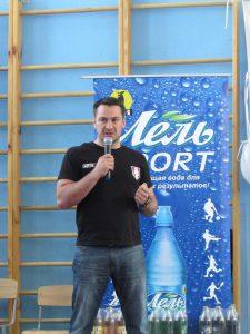 Олимпийский призер  Дмитрий Носов